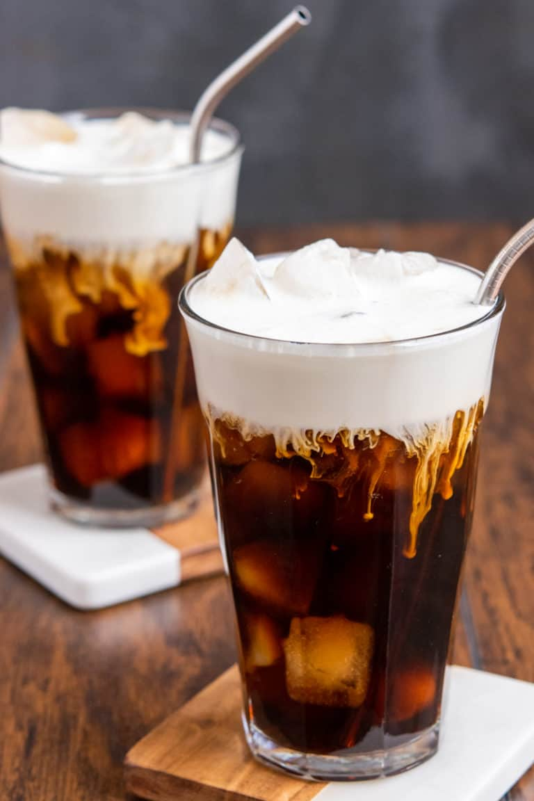 Easy Starbucks Vanilla Sweet Cream Cold Brew Recipe » Grounds to Brew